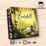 Everdell 2nd Edition, 2nd Printing