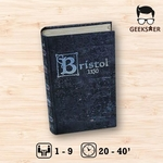 Bristol 1350 [Standard Edition + 9 KS Exclusive Character Cards]
