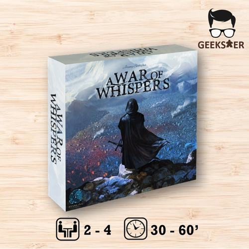 A War of Whispers [2nd Edition]