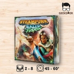 Steampunk Rally Fusion KS Edition - Atomic Deluxe