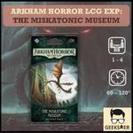 Arkham Horror LCG Exp The Miskatonic Museum