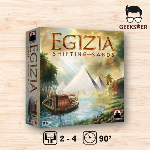 Egizia Shifting Sands KS Edition