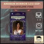 Arkham Horror LCG Exp - Jacqueline Fine Investigator Starter Deck