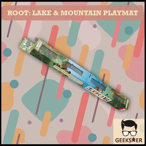 Root: Lake & Mountain Playmat