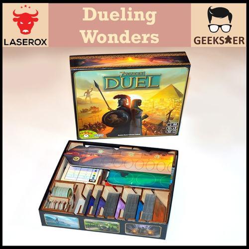 Dueling Wonders [Free 1 LaserOx Glue]