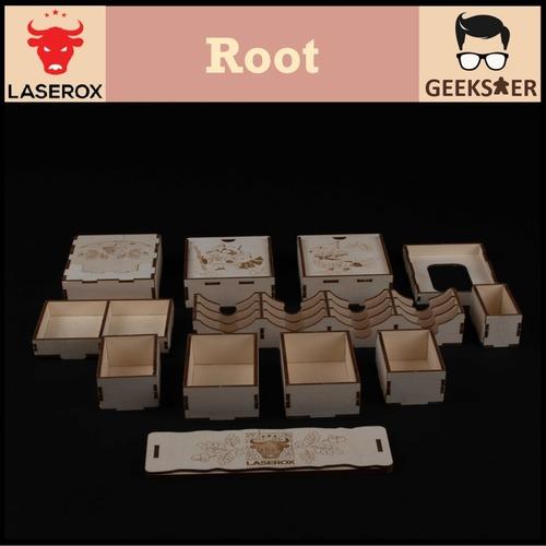 Root Organizer [Free 1 LaserOx Glue]