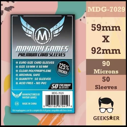 7029 Mayday Premium Euro 59 x 92mm