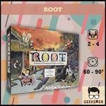 Root 1st Ed. 4th Printing, 2019