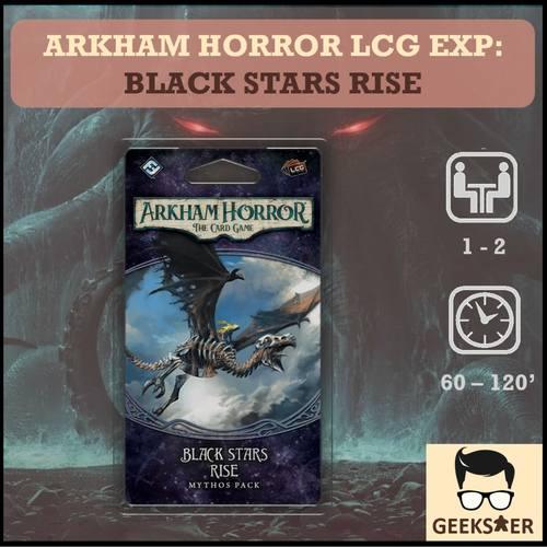 Arkham Horror LCG Exp Black Stars Rise