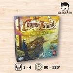 Cooper Island 2nd. Printing