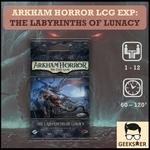 Arkham Horror LCG Exp - The Labyrinths of Lunacy