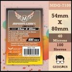 7109 Mayday Standard Yucatan Narrow 54 X 80mm
