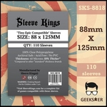 8818 Sleeve Kings Tiny Epic Compatible 88 X 125mm