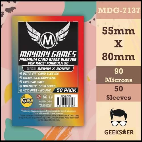"7137 Mayday Premium ""Race! Formula 90"" (55 X 80mm)"
