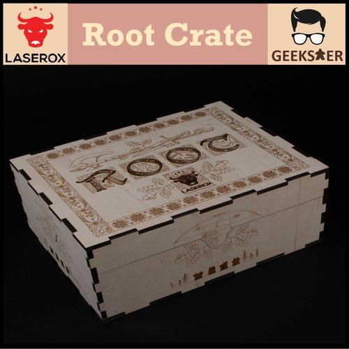 Root Crate [Free 1 LaserOx Glue]