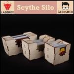 Scythe Silo Free 1 LaserOx Glue