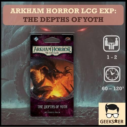 Arkham Horror LCG Exp: The Depths Of Yoth