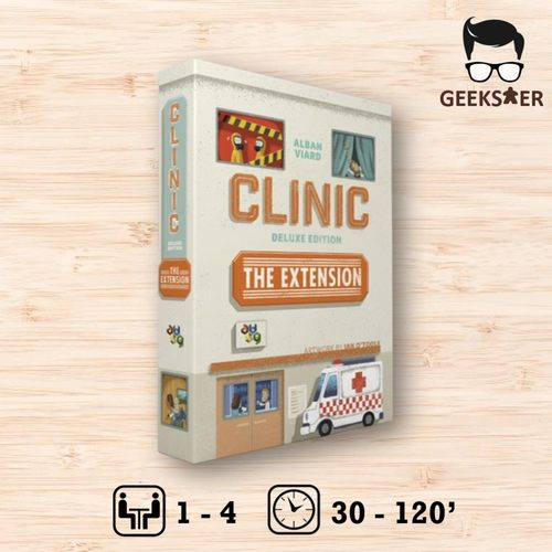 Clinic Deluxe Edition - The Extension