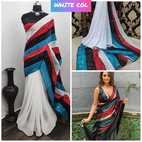 Designer Partywear Saree