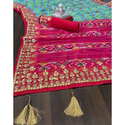 Vichitra Silk Saree