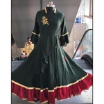 Gown Kurti