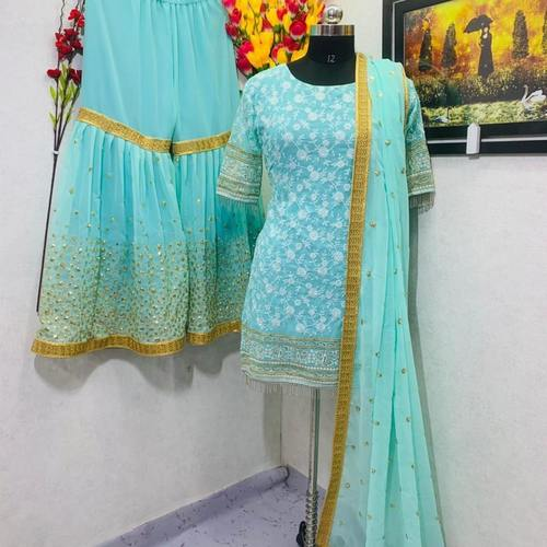 NEW LAUNCHING GOWN WITH COTTI