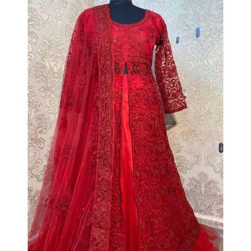Indo Western Designer Lehenga