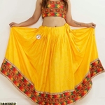 PREMIUM QUALITY SHAHI LENGHA WITH FULLY STITCHED BLOUSECHOLI
