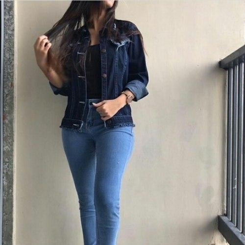 Girls Denim Jackets