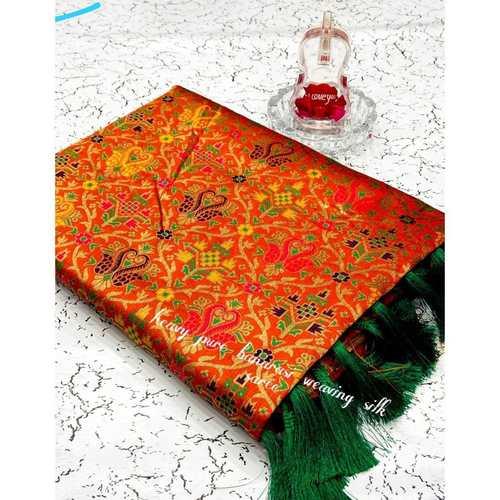 Banarsi weaving Silk Saree