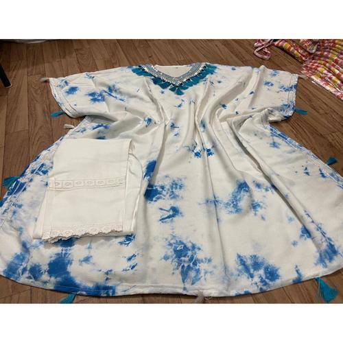 Rayon Fabric kaftan
