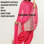 PATIALA SHAHI SUIT FOR EVERY OCCASSION