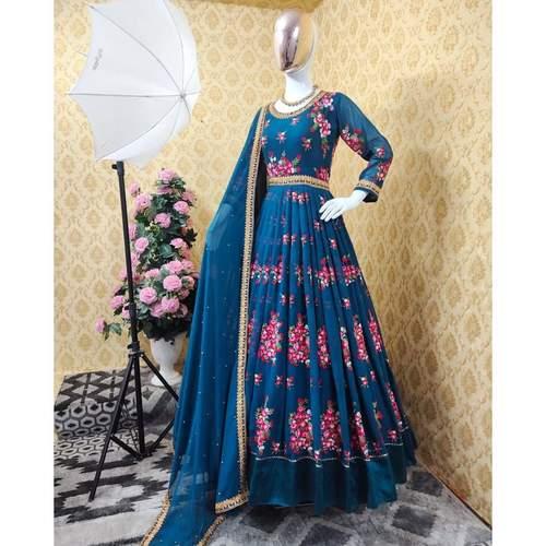 Heavy Embroidery Lehnga