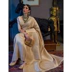 Presenting Enchanting Yet Breathable Organic Banarasi Sarees For Intimate And Big Fat Indian Weddings, That Are Light On Your Skin And Uplift Your Wedding Shenanigans.