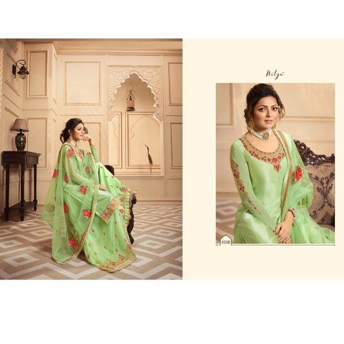 Dress material suits for ladies