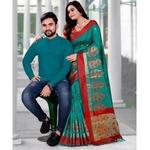 one saree and one kurta