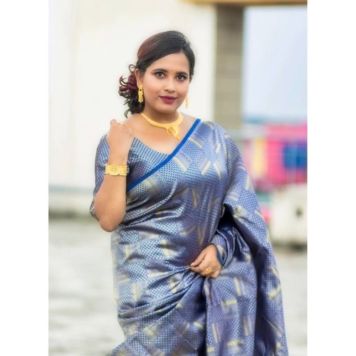 Presenting Enchanting Yet Breathable Organic Banarasi Sarees For Intimate And Big Fat Indian Weddings, That Are Light On Your Skin And Uplift Your Wedding Shenanigans