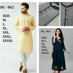 Hot Selling  Mens Kurta And Gown Combo