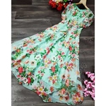 Our New Georgette Gown