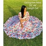 Georgette Maxi