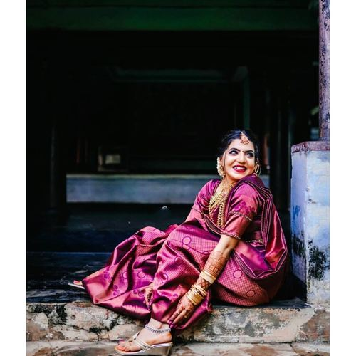 Organic Banarasi Sarees For Intimate And Big Fat Indian Weddings