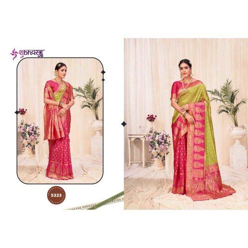 Banarsi  Silk Saree