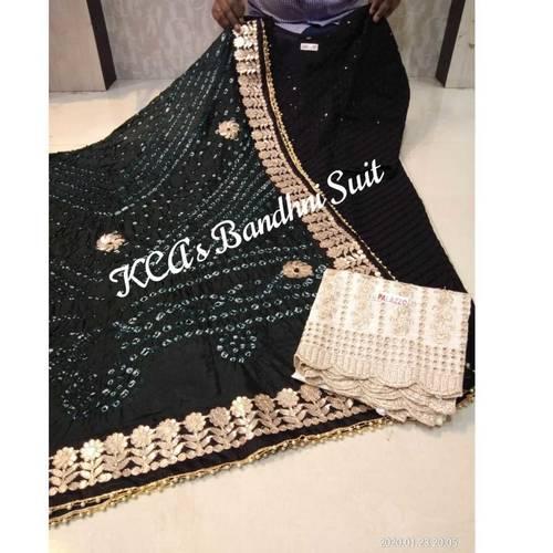 KCA's Bandhni Dupatta