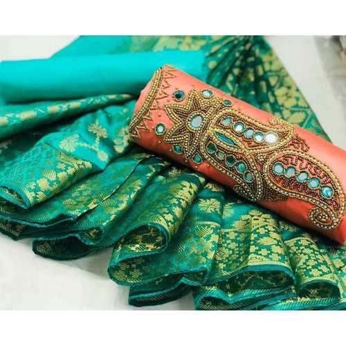 Lilan cotton Dress Material
