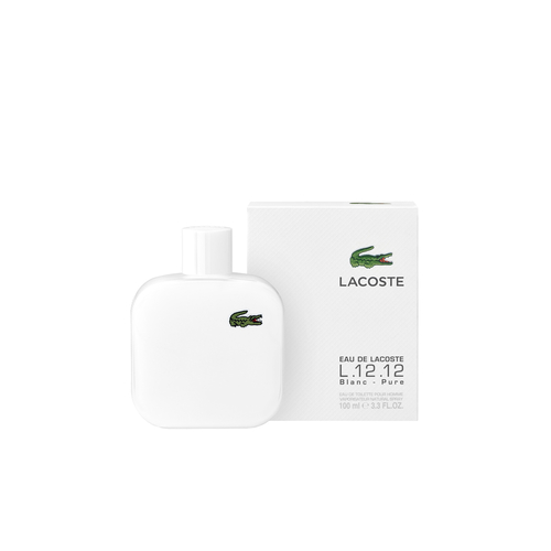 Lacoste L.12.12 Pure Lui Blanc EDT - 100 ml
