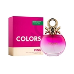 UCB Colors Pink EDT - 80 ml