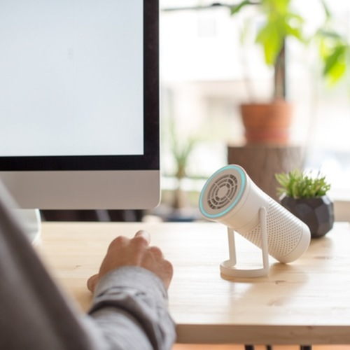 WYND (Your personal air purifier)