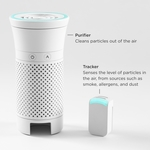 WYND (Your personal air purifier) - WHITE