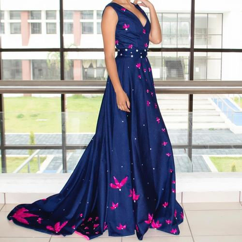 Evening Dress  Gown Dry Clean