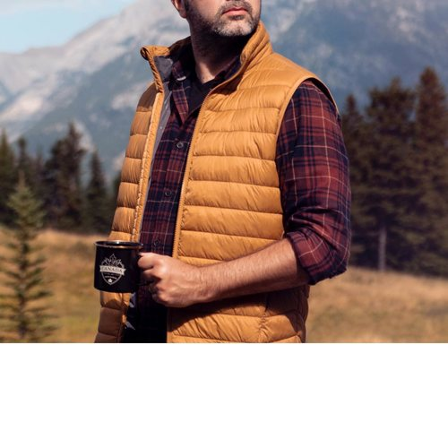 Vest for Winter Dry Clean